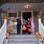 Halloween aux Etats-Unis