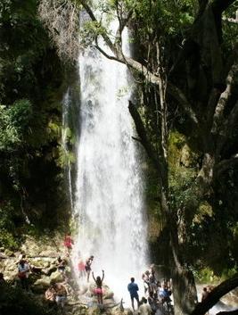 Haïti: le Saut d'Eau