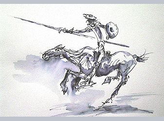 DON QUICHOTTE LAVIS